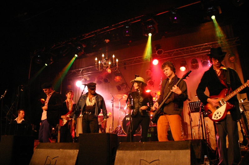 Last Waltz Tribute